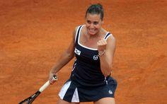Tennis: Flavia Pennetta nelle prime 10 tenniste del mondo