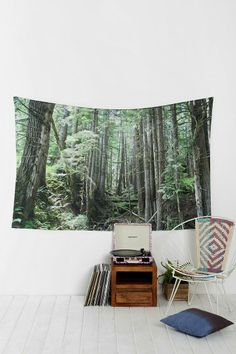 Forest Tapestry #urbanoutfitters