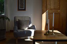 Im Juni 2014 Slow Living, Chair, Inspiration, Furniture, Home Decor, Biblical Inspiration, Decoration Home, Room Decor, Home Furniture