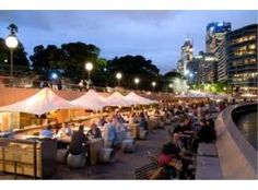 Opera Bar, one of my favourite places in Sydney