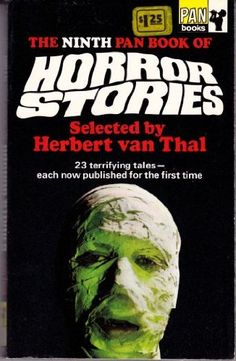 Pan Book of Horror Stories: No. 9