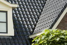 Keramische dakbedekking voor duurzame onderhoudsvriendelijke dakpannen met een lange levensduur. Panmodel: VHV