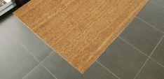 Coir doormat in custom sizes from front door Entry Mats, Front Door Mats, Hall Mat, Hall Tiles, Porch Mat, New Home Essentials, Laundry Room Layouts, Flush Doors, Parquet Flooring