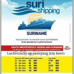 Suri Shipping Import & Export