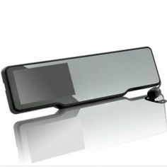 Car Bluetooth Rearview Mirror Kit  Car DVD Player Available	 GPS, Radar Detector, Dashcam, Parking Camera