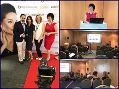 Dr. Olga's presentation about our high quality products at 5CC in Barcelona. #manufacturer #Liquidimplant #RushOLash #facialtreatments #cosmetics #eyelashes #eyelashserum #mesotherapy #Meso #CollaPen #antiage #MesoPure #MesoBellamine #skinhydration #skincare #aminoacids #hyaluronicacid #rejuvenation #antiagingcongress #5ccongress #5cc #Barcelona #Spain