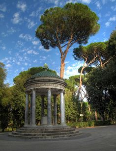 Villa Borghese, Rome, Italy Where I had my first kiss. Piazza Navona, Rome Travel, Italy Travel, Rome Shopping, Rome Tips, Rome Winter, Rome Pictures, Rome Restaurants, Rome Photography