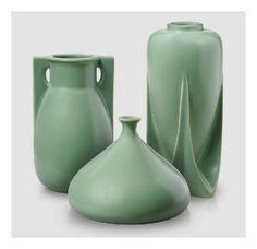 Teco Art Pottery Collection...