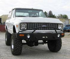 Wincher for Chevrolet & GMC: C & K series, HD, Sierra, Silverado (1968-1972) | Tactical Armor Group - Bumper Store