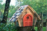 Prairie Home Bird House