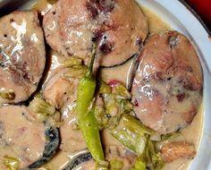 Wala naman talaga tatalo sa sarap ng Ginataang Tambakol! Madali lang gawin ito! Halinat subukan na. Click to see easy recipe: