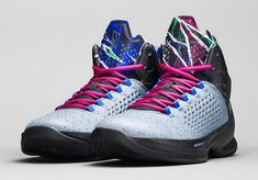 e75ffdc3266 Jordan Melo M11 Concrete Island Blue Graphite Black Game Royal Metallic  Silver 716227 413 Jordan Release