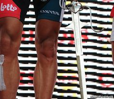 Having Good Legs: As a cyclists your legs are your tools, your currency. Professional cyclists talk about their legs as if they were not their own. They have legs hung up in a garage, many sets, most of them bad, some OK and only one pair that are good.  It's some magic elusive mojo.