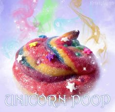 Magically Delicious Unicorn Poop Cookies