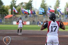 Cassie Siataga - 2014 World Championship Haarlem, The Netherlands - Softball White Sox