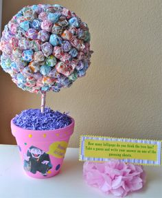 Lollipop tree game by Annabellasworld on Etsy, $40.00