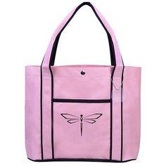 Dragonfly Fashion Tote Bag Shopping Beach Purse | eBay