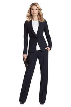Boss Black Suits for Women