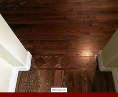 Hardwood Floors Borders Between Rooms Floor Runs The