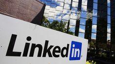 <b>JOBBSØK:</b> Seks av ti under 35 år benytter sosiale medier i jakten på ny jobb. Fortsatt er Linkedin viktigste kanal. Her fra hovedkontoret i California.