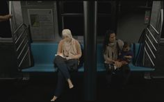 'Blackout' is a VR love letter to NYC's subway riders I heard the familiar ding dong of the NYC subway as the doors closed looked over to the person sitting next to me and all of a sudden they were telling me their life story. It was like one of those serendipitous moments of human connection that you dream of when you move to a city  before the crushing reality of daily life makes more cynical. It also wasnt real.  I was sitting through Blackout a VR experience that places you inside of a…