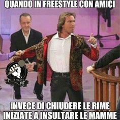 From @chiamarsi_mc_official #rap #rapitaliano #style #hiphopitaliano #rapgame #rapper #facebook #meme #memeita #hiphop #goodmusic #perladelgiorno #funny #funnypic #listentothis #italia #rapperitaliano #showbiz #sarcasm #quotes #laughs #instafunny #smile #hilarious #laugh #laughter #joke #memes #hahaha #troll