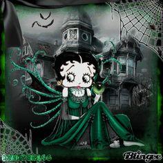 Betty Boop Goth