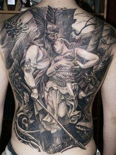 30 Fighting Warrior Tattoos