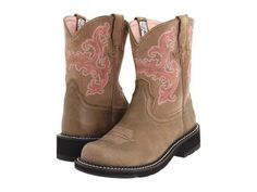 Ariat - Fatbaby Sheila (Brown Bomber) Cowboy Boots
