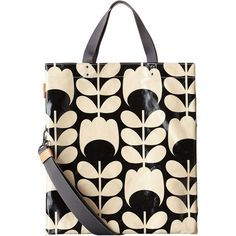 Orla Kiely Tulip Stem Book Bag