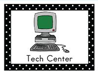 Image result for computer center sign
