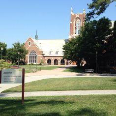 University of Richmond. #college #campustour
