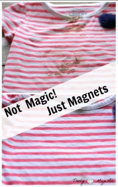 No soap and clean laundry, how is this possible? Not only that many peoples allergies, asthma and other health problems seem to magically vanish when they start using magnets instead of laundry detergent. Don't believe me? The proof is in the pudding!