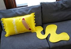 cute food pillows - Bing Images
