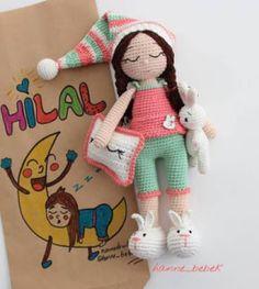 UYKUCU KIZ Smurfs, Dinosaur Stuffed Animal, Cushions, Teddy Bear, Crochet, Animals, Character, Crocheted Toys, Crochet Dolls