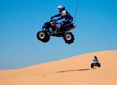 Little Sahara State Park in northwest Oklahoma is home to more than 1,600 acres of sand dunes.