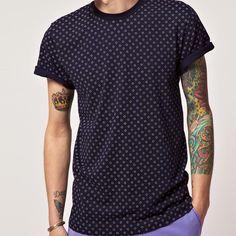 Reverse Polka Dot T-Shirt - ASOS