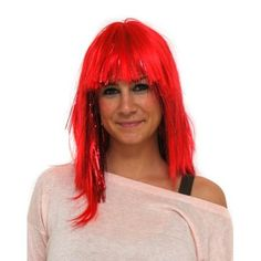 Ive just added Red Head - Glitte....Check it out here http://emmazing.uk/products/red-head-glitter-wig?utm_campaign=social_autopilot&utm_source=pin&utm_medium=pin#homedecor #decor