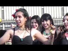 ATS® Flash Mob, World Wide 2015 - Concepción, Chile - YouTube