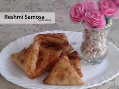 Reshmi Samosa Recipe