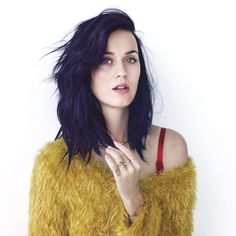 Katy Perry, \'Prism\' (10/22) still love the hair