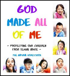 God Made All of Me - Protecting Children Sexual Abuse