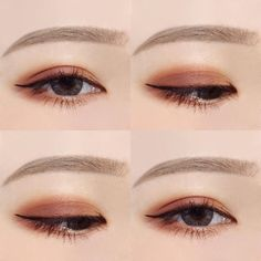 Read information on makeup and beauty What is Makeup ? What's Makeup ? Generally, what is makeup ? Eye Makeup Blue, Asian Eye Makeup, Natural Eye Makeup, Smokey Eye Makeup, Makeup Eyeshadow, Eyeshadows, Natural Beauty, Asian Makeup Tutorials, Korean Makeup Tips