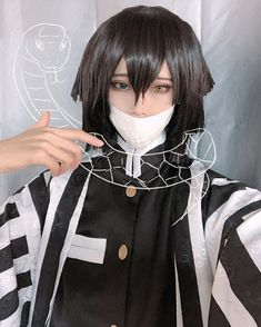 Cosplay Boy, Cosplay Anime, Cute Cosplay, Amazing Cosplay, Cosplay Outfits, Best Cosplay, Kawaii Cosplay, Demon Slayer, Slayer Anime