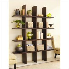 bookcase for feature wall...hmmmm I like this, my wheels are turning!!!