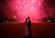 Fireworks // Photo: Allan Zepeda