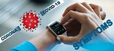 Smartwatches help to Detect COVID-19 Before Symptoms Appear. Tab to read. Gadget News, Nucleic Acid, Vital Signs, Wearable Device, Smart Watch, Study, Smartwatch, Studio, Investigations
