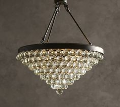 $559 (sale price) Callia Chandelier | Pottery Barn