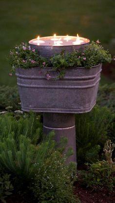 I like this planter idea