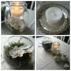PartyLite Clearly Creative Collection and candles. : Shop online at www.PartyLite.biz/NikkiHendrix